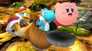 Créditos Modo Leyendas de la lucha Rey Dedede SSB4 (Wii U).png