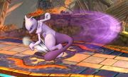 Ataque fuerte lateral (normal) Mewtwo SSB4 (3DS).JPG
