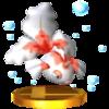 Trofeo de Goldeen SSB4 (3DS).png