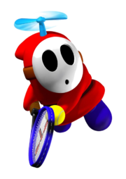 Fly Guy en Mario Power Tennis.png