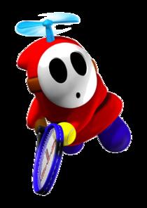 Fly Guy en Mario Power Tennis.png