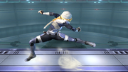 Ataque Smash lateral Sheik SSBB (3).png