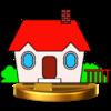 Trofeo de la Casa de PAC-MAN SSB4 (Wii U).png