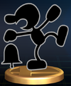 Trofeo de Mr. Game & Watch SSBB.png
