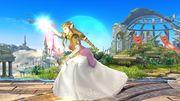 Agarre corriendo Zelda SSB4 Wii U.jpg