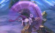 Ataque aéreo hacia arriba Mewtwo SSB4 (3DS).JPG