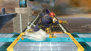 Agarre en carrera de Captain Falcon SSB4 (Wii U).png