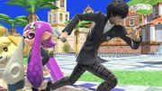 Joker, Inkling y Canela en Ciudad Delfino SSBU.jpg