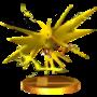 Trofeo de Zapdos SSB4 (3DS).png