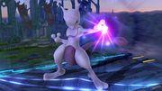Burla hacia abajo Mewtwo (izquierda) SSB4 (Wii U).JPG