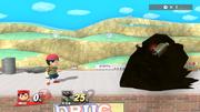 Glitch de congelación de R.O.B. (paleta Verde) SSB4 (Wii U).png
