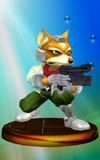 Trofeo de Fox McCloud (Smash 1) SSBM.png