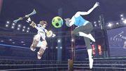 Pit y la Entrenadora de Wii Fit en el Ring de boxeo SSB4 (Wii U).jpg