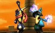 Lucario y Greninja en la Torre Prisma SSB4 (3DS).jpg