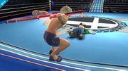 Shulk y Luigi en el Cuadrilatero SSB4 (Wii U.jpg