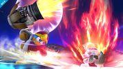 Rey Dedede usando el Martillo a Reacción SSB4 (Wii U).jpg