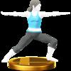 Trofeo de El guerrero SSB4 (Wii U).png