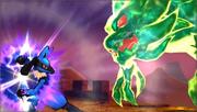 Créditos Modo Leyendas de la lucha Lucario SSB4 (3DS).png