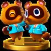 Trofeo de Tendo y Nendo SSB4 (Wii U).png