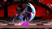 Ataque Smash hacia arriba de Joker+Arsene (1) Super Smash Bros. Ultimate.jpg