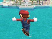 Ataque aéreo hacia abajo (2) Mario SSBB.jpg