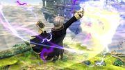 Ataque aéreo hacia adelante Robin SSB4 (Wii U).JPG