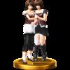 Trofeo de Mio y Mayu Amakura SSB4 (Wii U).png