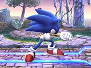 Ataque normal Sonic SSBB (1).jpg