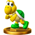 Trofeo de Koopa verde SSB4 (Wii U).png