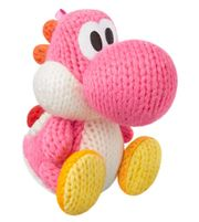 Amiibo Yoshi de lana rosa (serie Yoshi's Woolly World).jpg