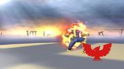 Pose de victoria de Captain Falcon (2-1) SSB4 (Wii U).png