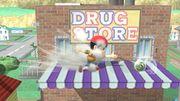 Ataque Smash hacia abajo Ness (2) SSB4 (Wii U).JPG