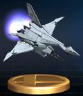 Trofeo de Great Fox (Assault) SSBB.png