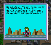 Dr. Wright en SimCity.png