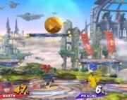 Bola de fiesta SSB4 SSB4 (Wii U).png