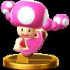 Trofeo de Toadette SSB4 (Wii U).png