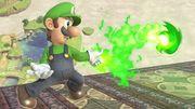 Luigi usando Bola de fuego SSBU.jpg