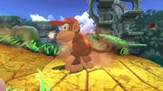 Diddy Kong en la Jungla escandalosa SSB4 (Wii U).jpg