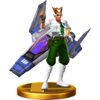 Trofeo de James McCloud SSB4 (Wii U).png