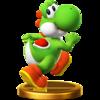Trofeo de Yoshi SSB4 (Wii U).png