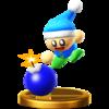 Trofeo de Bomby Bros. Jr. SSB4 (Wii U).png