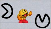 Créditos Modo Leyendas de la lucha PAC-MAN SSB4 (3DS).png