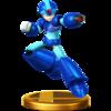 Trofeo de Mega Man X SSB4 (Wii U).png