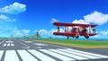 Samus y Link en Isla de Pilotwings SSB4 (Wii U).jpg