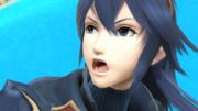 Detalle del rostro de Lucina en Pilotwings SSB4 (Wii U).png