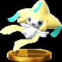 Trofeo de Jirachi SSB4 (Wii U).png