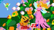 Pac-Man en un escenario desconocido SSB4 (Wii U).jpg