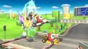 Fox en Circuito Mario (SSBB) SSB4 (Wii U).jpg