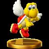 Trofeo de Paratroopa rojo SSB4 (Wii U).png