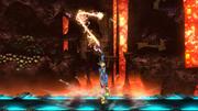 Ataque Smash superior de Samus Zero SSB4 (Wii U).png